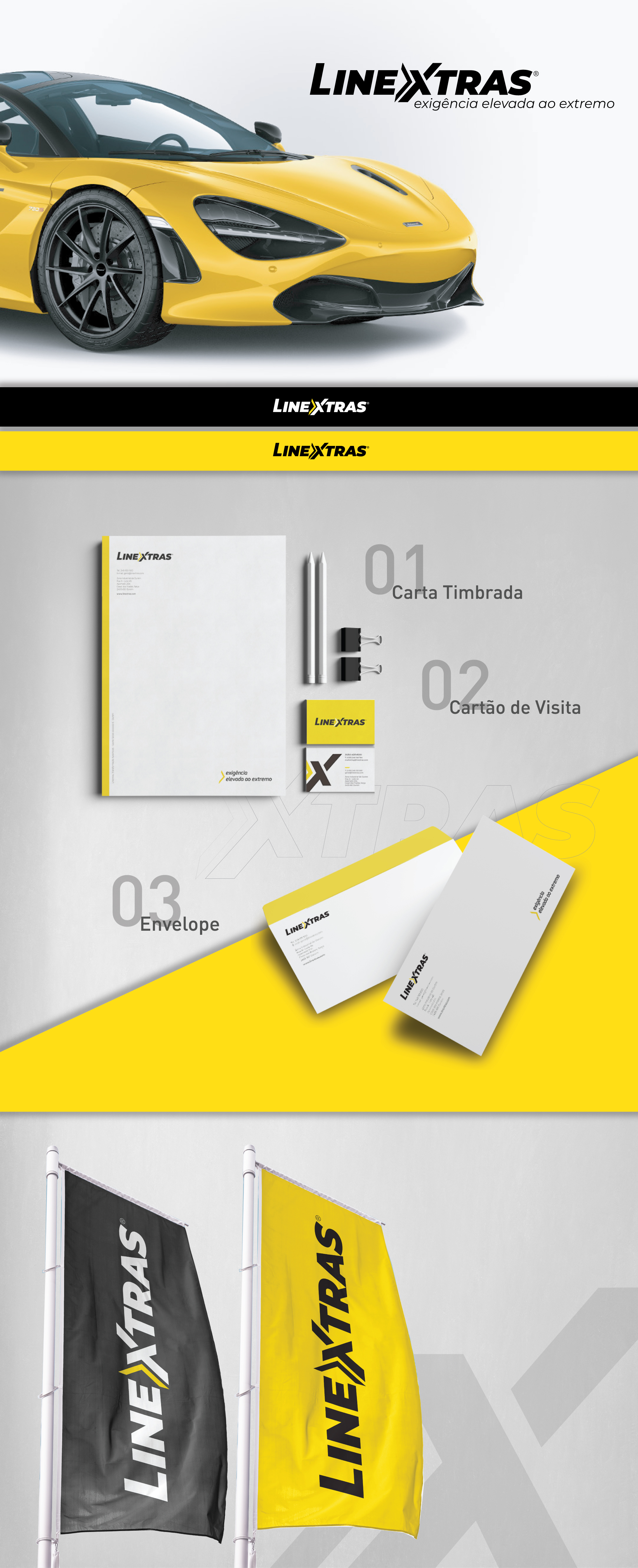 Linextras Proposta 01